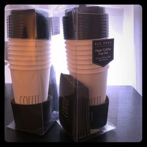 Rae Dunn to go coffee cups